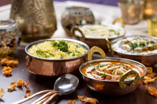 Adaptations of Indian Dishes All Over The World