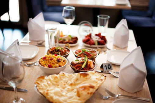 Popping Your Indian Food Cherry